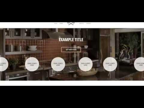 Contractor Premium Website Template | Affordable Website Design