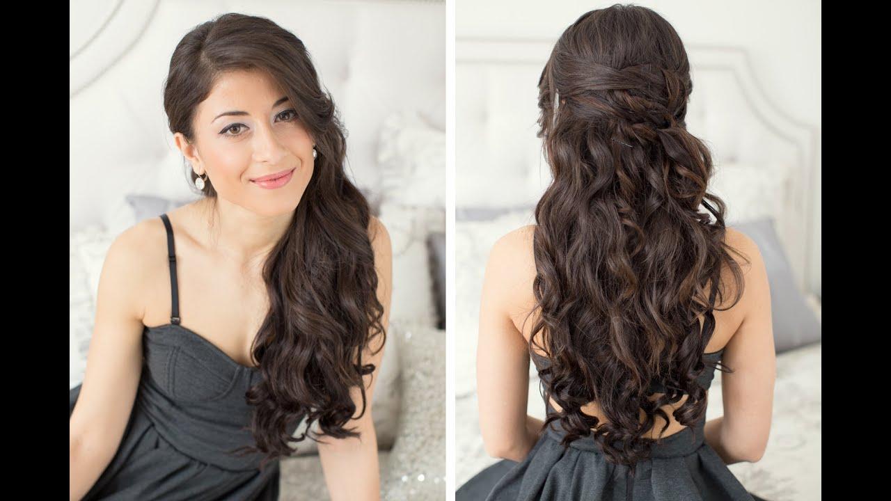 Valentine s Day Hair Tutorial