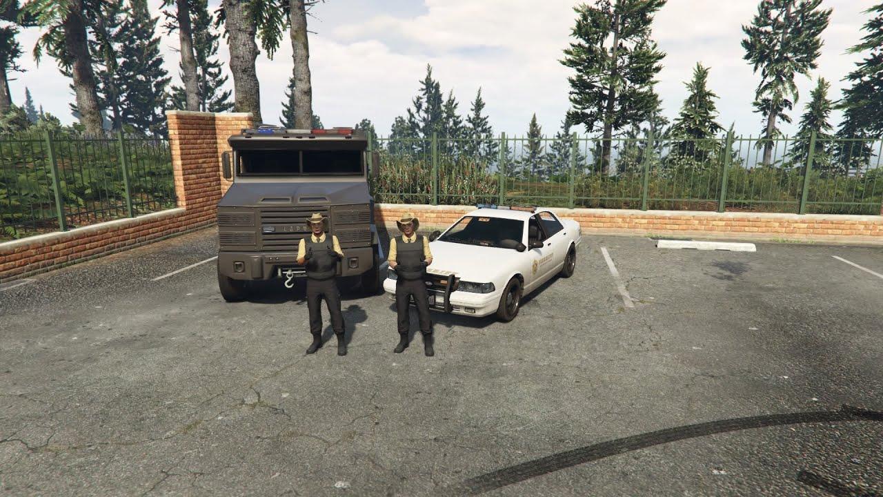 Gta5 Online   Comment Faire La Tenue De Police Du Desert