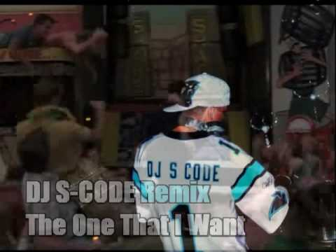 DJ S-CODE - The One That I Want (Grease Remix)