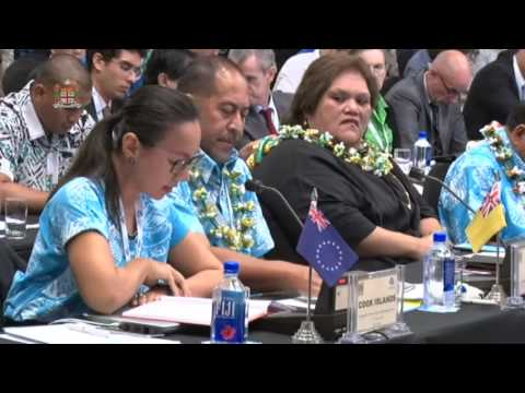 CAPP 2017: Leaders' response by the Cook Islands Chief of Staff Office of the PM