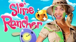 THE CUTEST GAME EVER!! (Slime Rancher)