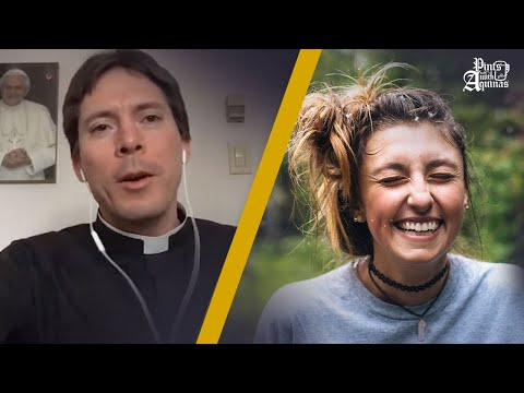 Why Smiling Will Help You Become More Charitable w/ Fr. Mark Goring