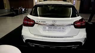 Mercedes-Benz GLA  200 AMG  edition 50 ,2018
