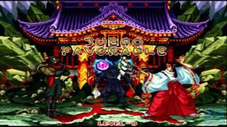 Samurai Shodown II - Hanzo Vs Mizuki (Level 8) + Special Credits