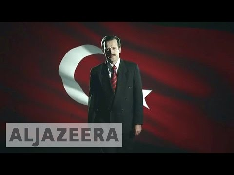 Critics question timing of biopic of Turkey's Erdogan