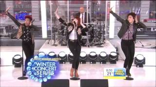 Carly Rae Jepsen - I Really Like You (Live on GMA)