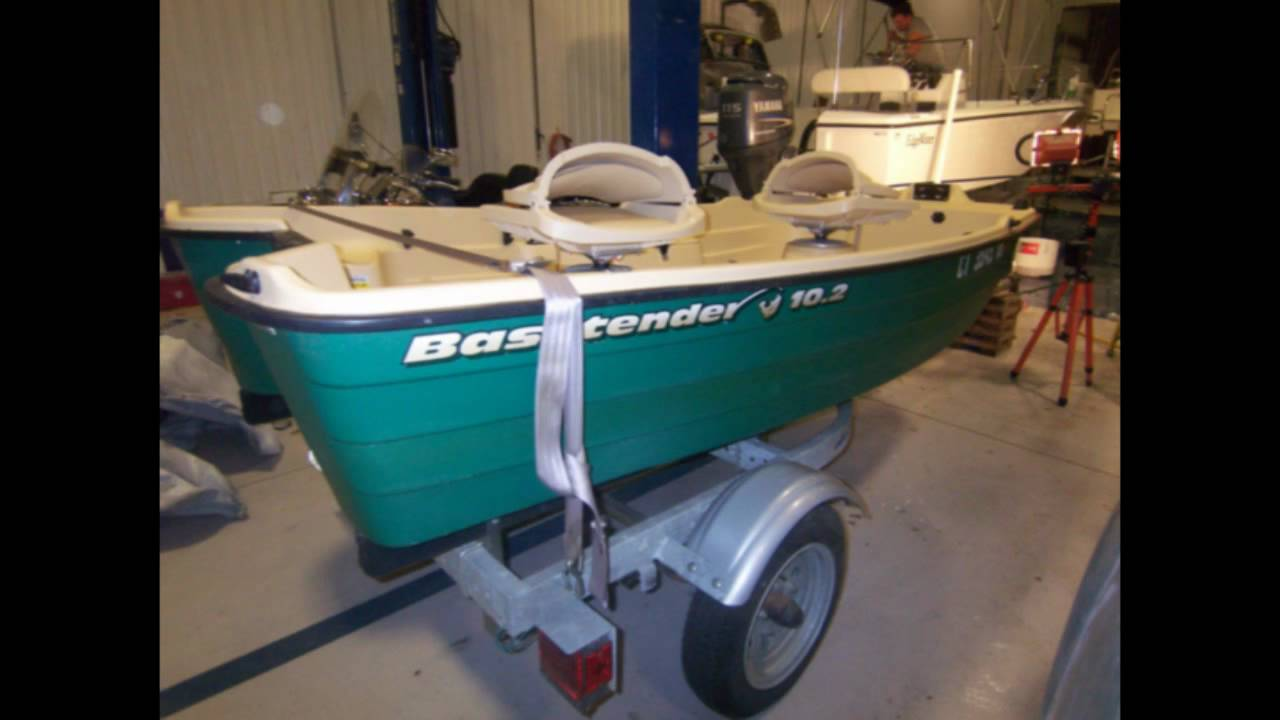 Basstender bass boat motor and trailer package for sale for Buy bass boat without motor