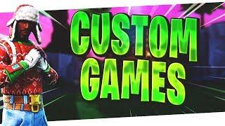 Fortnite DUO Tournament 20€ (CUSTOM GAMES ) UVM tournament for creator code supporters morning stream