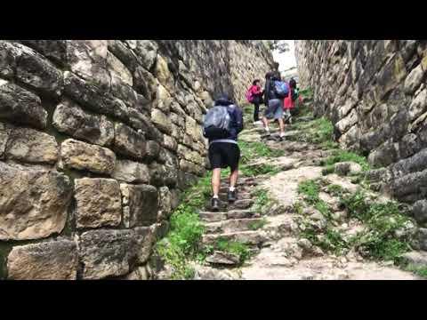 Kuelap pre inca civilization... PERU