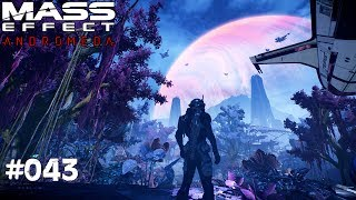 MASS EFFECT ANDROMEDA #043 - Einfach Dschungel - Let's Play Mass Effect Andromeda Deutsch / German