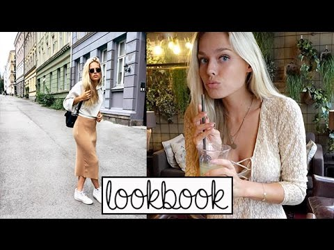 Lookbook: Norwegian Summer | Cornelia