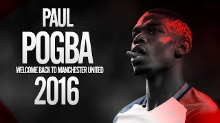 Baixar - Paul Pogba Welcome Back To Manchester United Ultimate Skills Show 2015 16 Hd Grátis