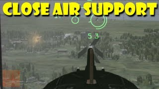 DCS: Black Shark 2 with Combined Arms Close Air Support