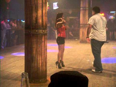 Chica Sexi Club Rodeo En Austin Texas Youtube
