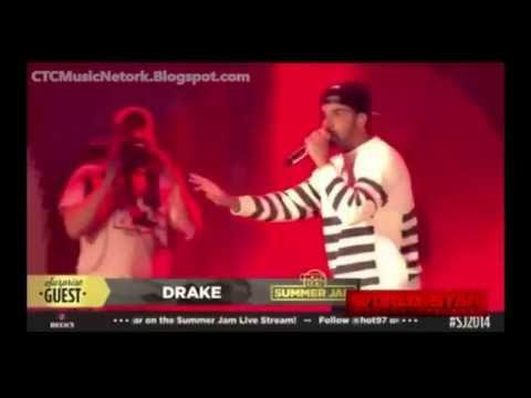Nicki Minaj Drake Lil Wayne Hot 97 Summer Jam 2014