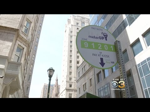 'Meter Up' App Is Coming Back To Philadelphia