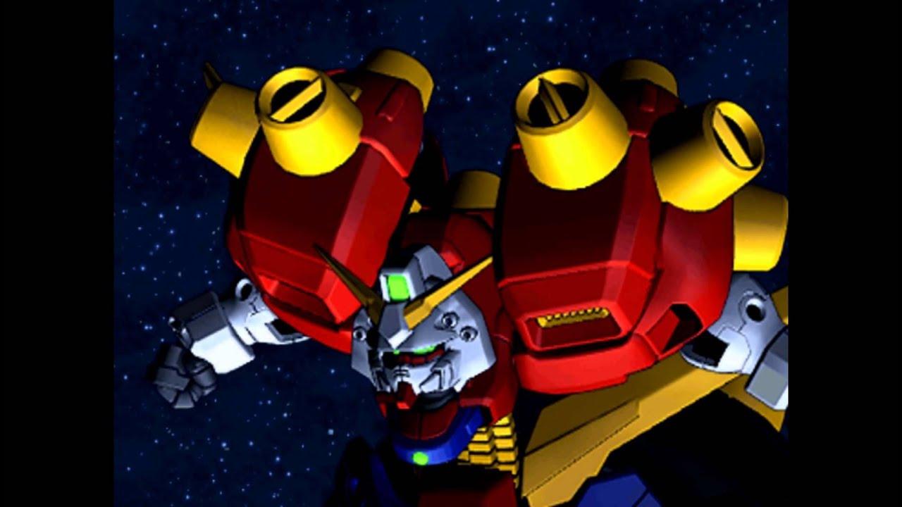 SD gundam G generation wars Devil Gundam (Final Form) - YouTube