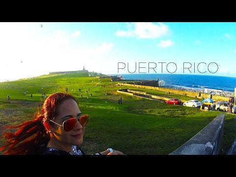 LET'S TRAVEL [ VISITING PUERTO RICO ]