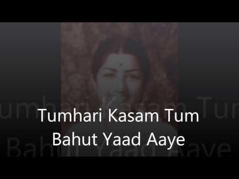 Tumhari Kasam Tum Bahut Yaad Aaye - Instrumental by Rohtas