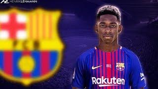 Ousmane Dembélé ● FC Barcelona Transfer Target ● 2017/18
