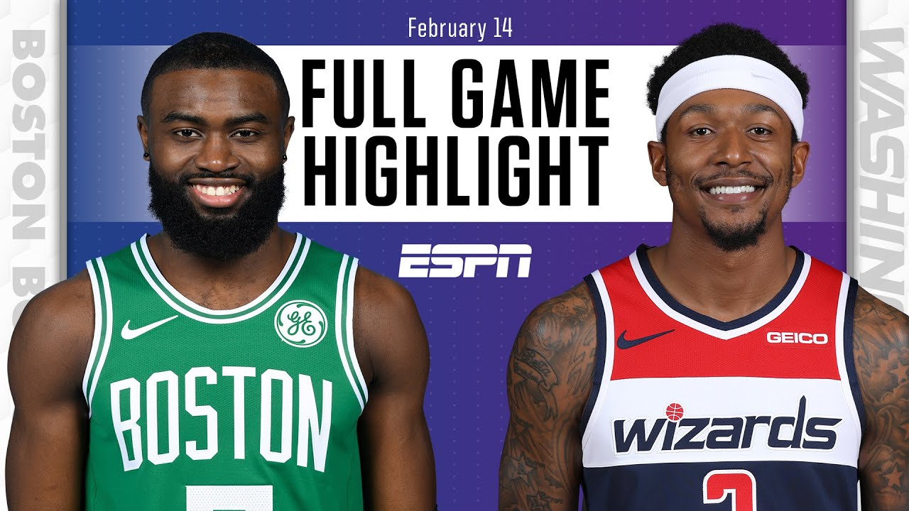 Boston Celtics vs. Washington Wizards [FULL GAME HIGHLIGHTS] | NBA on ESPN