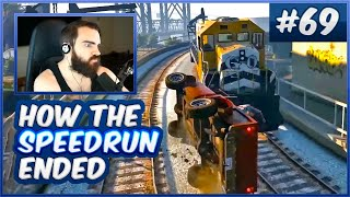 At Least I Am Not Dead - How'd The GTA Speedrun End - Ep 211