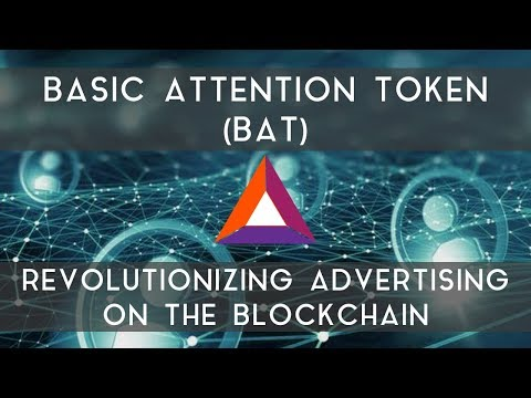Basic Attention Token (BAT) | Revolutionizing advertising on the blockchain