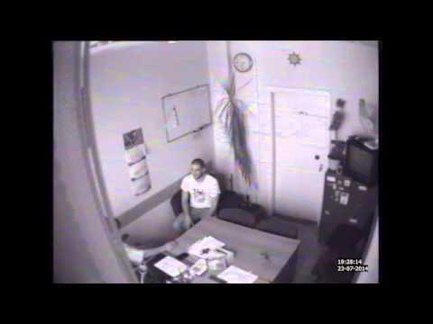 Видео, Виктор Коэн признание в убийстве Оперативная съмка