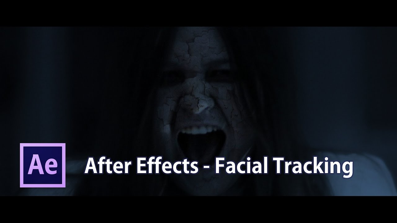 Download After Effects - Facial Tracking #IAmACreator