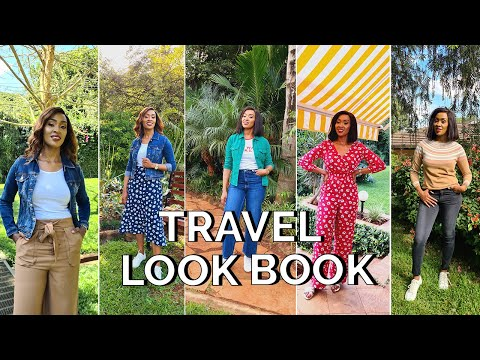 VLOGMAS DAY 3   MY TRAVEL TIPS FOR THE HOLIDAYS AND WHAT TO WEAR   TRAVEL LOOK BOOK