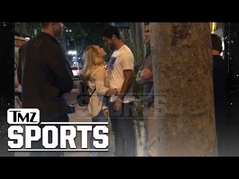 Jimmy Garoppolo Shows Major PDA with Woman Outside San Jose