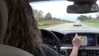 Behind the Wheel With Lindsay 2015 Hyundai Genesis