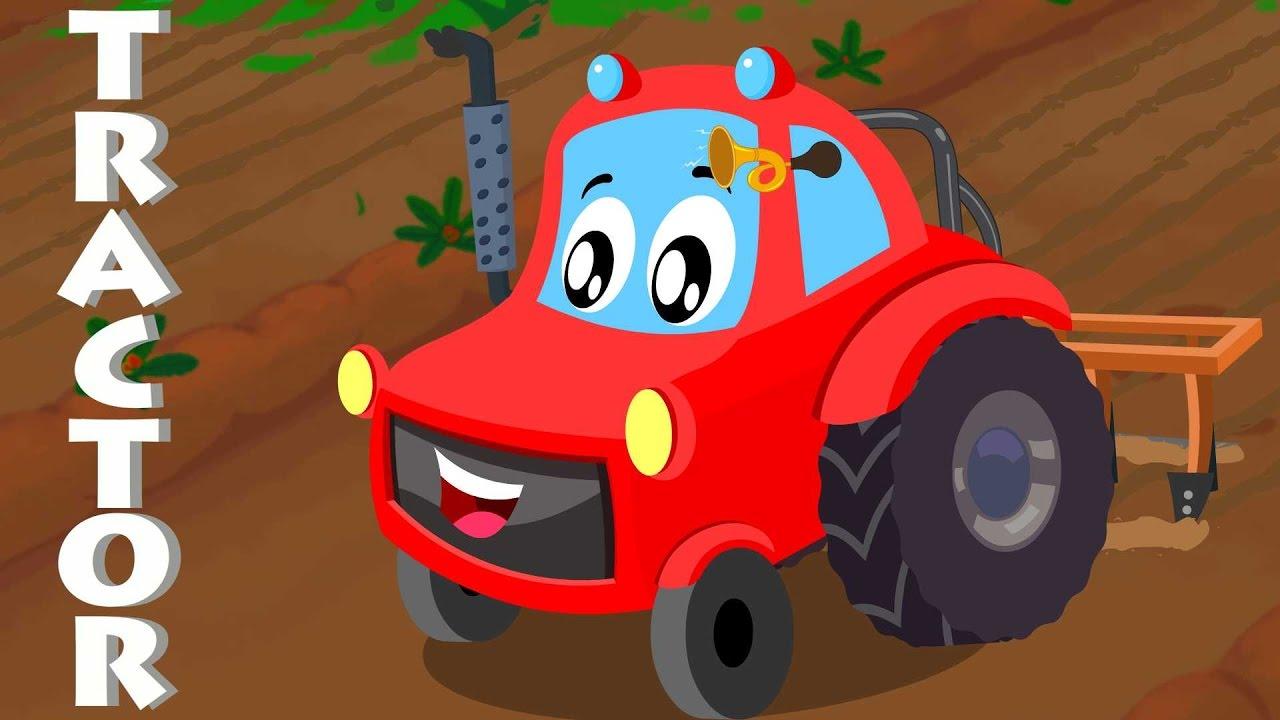 Racing Cars Nursery Rhymes
