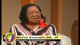 TVJ Profile: Melita Samuels OD, JP Interview - August 11 2019