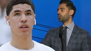 LaMelo Ball CLAPS BACK At Hasan Minhaj After He Got ROASTED During The 2019 NBA Awards!
