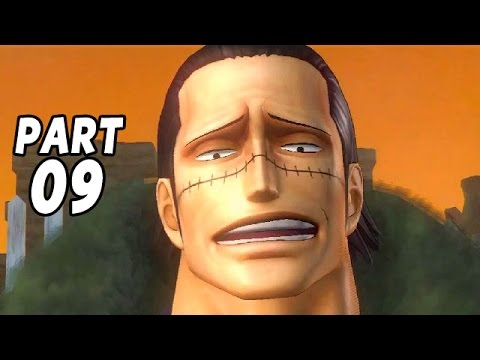 Let's Play One Piece Pirate Warriors 3 Gameplay German PS4 D