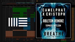 CamelPhat & Cristoph ft Jem Cooke - Breathe Ableton Remake (Progressive House Template) Video