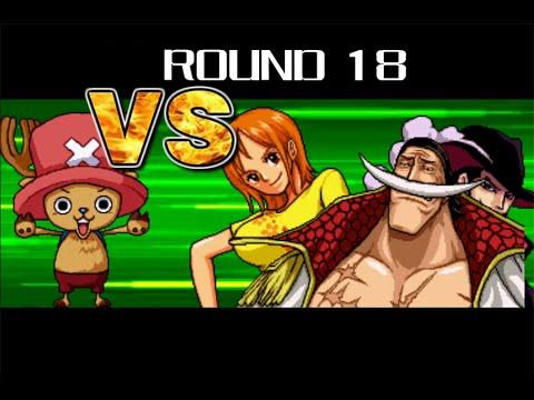One Piece Hot Fight 0.7 - Legends Of The Chopper - Arcade - Part 5