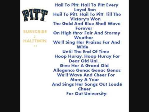 Pitt Fight Song