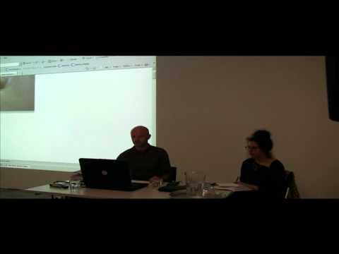 Heath Bunting (1 of 9) Artist Talk