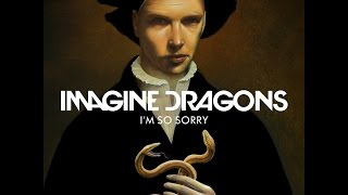 Imagine Dragons - I'm So Sorry| Karaoke (Instrumental with Lyrics)[Smoke + Mirrors]