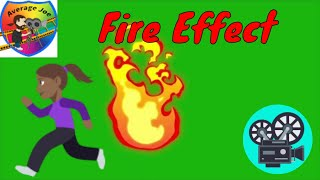 Gambar cover Fire Animation Effect Hd on Green Screen Free! 1080p Hd