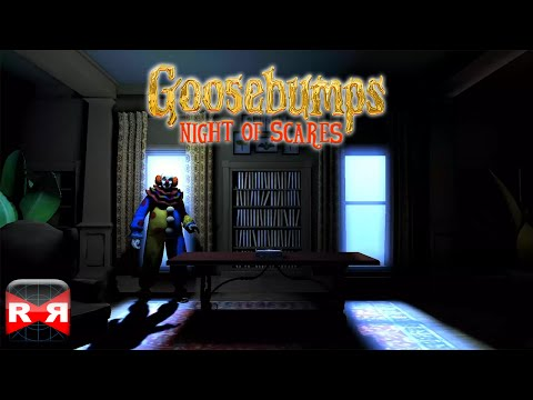 Goosebumps Night of Scares (By Cosmic Forces) - iOS / Android - Gameplay Video