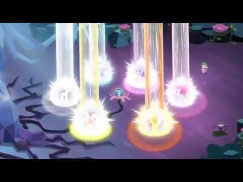 My Little Pony PMV: Sonic Colors, Pony Style