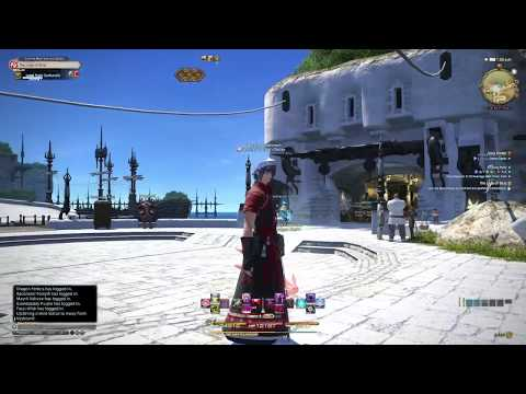 Download Final Fantasy Xiv Online Ps4 Pro 4k Stormblood Expansion