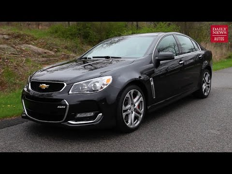 2017 Chevrolet SS | Daily News Autos Review