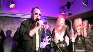 Dan Aykroyd and The Dustaphonics Rhythm And Blues Revue@The Hospital Club London