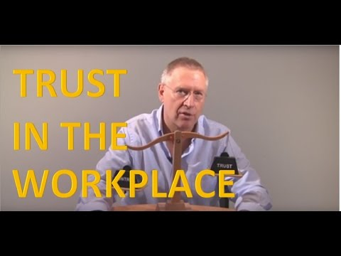 Top 10 HRD Ideas - Workplace Trust