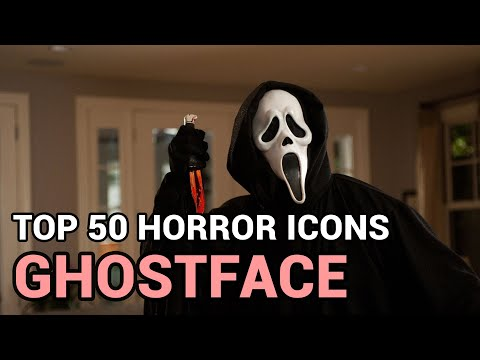 49 Ghostface Killer Horror Ics Top 50